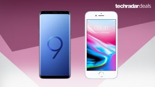 Samsung Galaxy S9 and iPhone 8 deals