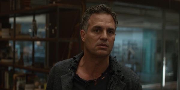 Mark Ruffalo as Bruce Banner in Avengers: Infinity War