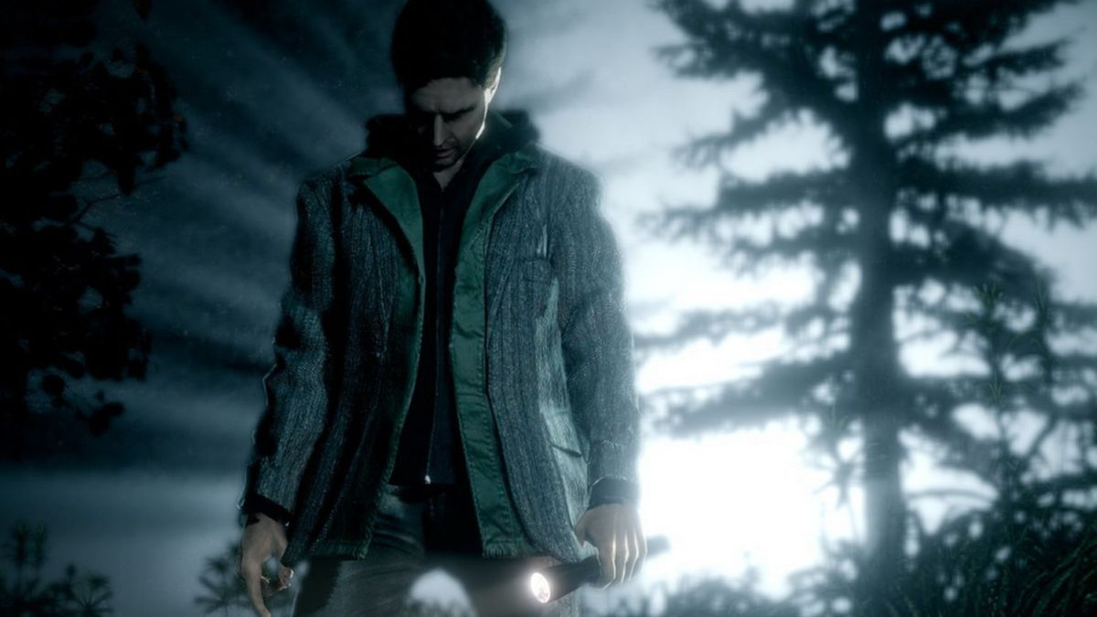 Report: Alan Wake Remastered and Final Fantasy 7 Remake coming to the Epic Games Store