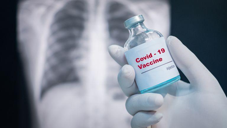 Coronavirus vaccine in progress