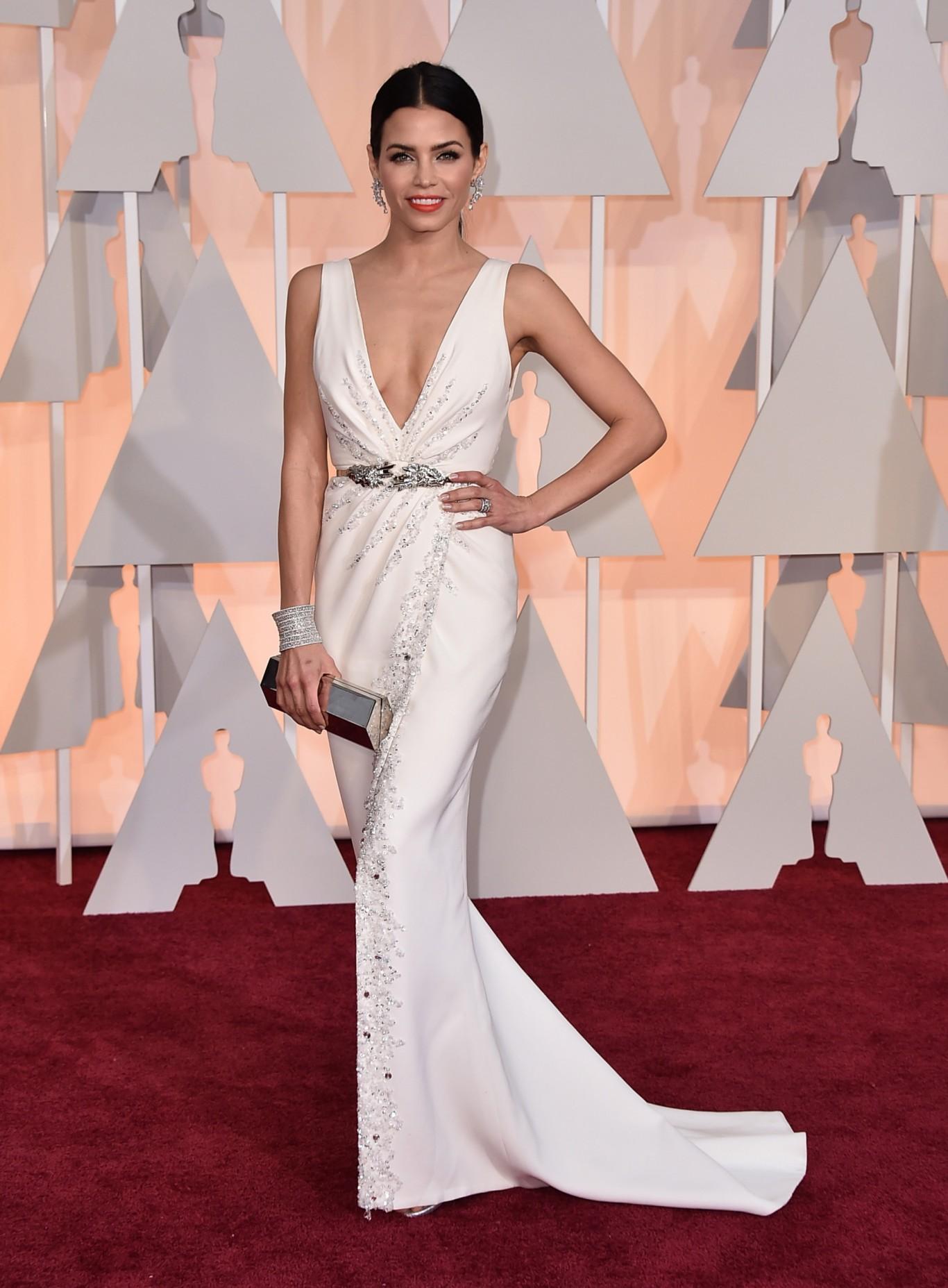 Jenna Dewan Tatum: See the best dressed at 2015 Oscars.