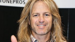 A photograph of Dead Daisies and former Whitesnake guitarist Doug Aldrich