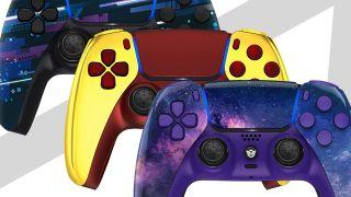 HexGaming PS5 controller esports edit
