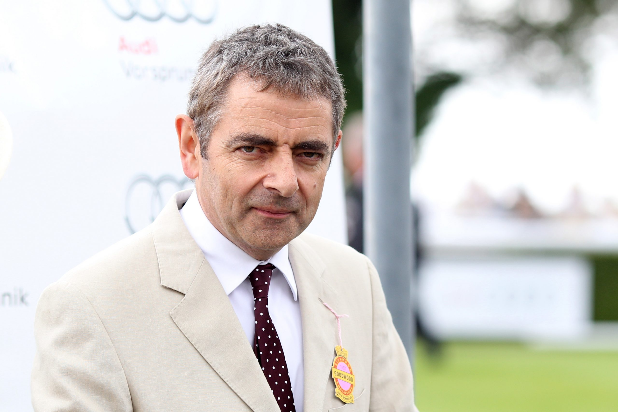 Rowan Atkinson - things you didn't know about the Mr Bean star