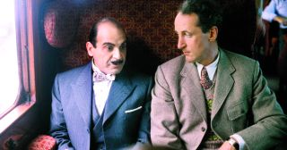 Here's a chance to see David Suchet's very first outing as Poirot in this adaptation based on Agatha Christie's short story The Adventure of the Clapham Cook.