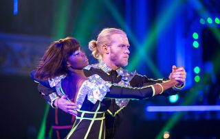 Strictly Come Dancing 2017 Jonnie Peacock
