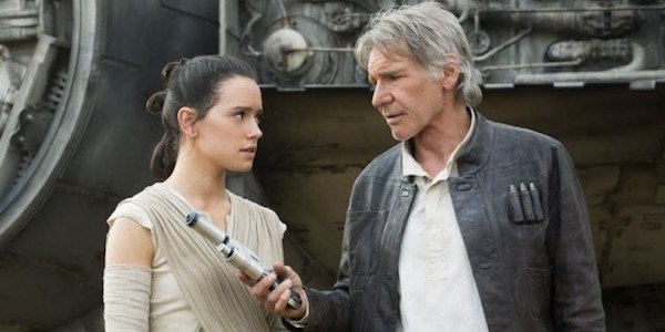 How Han Solo's Legacy Will Affect Rey In The Last Jedi, According To Daisy Ridley