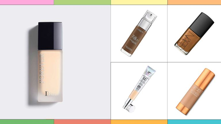 From Dior to Nars these the best foundations for sensitive skin