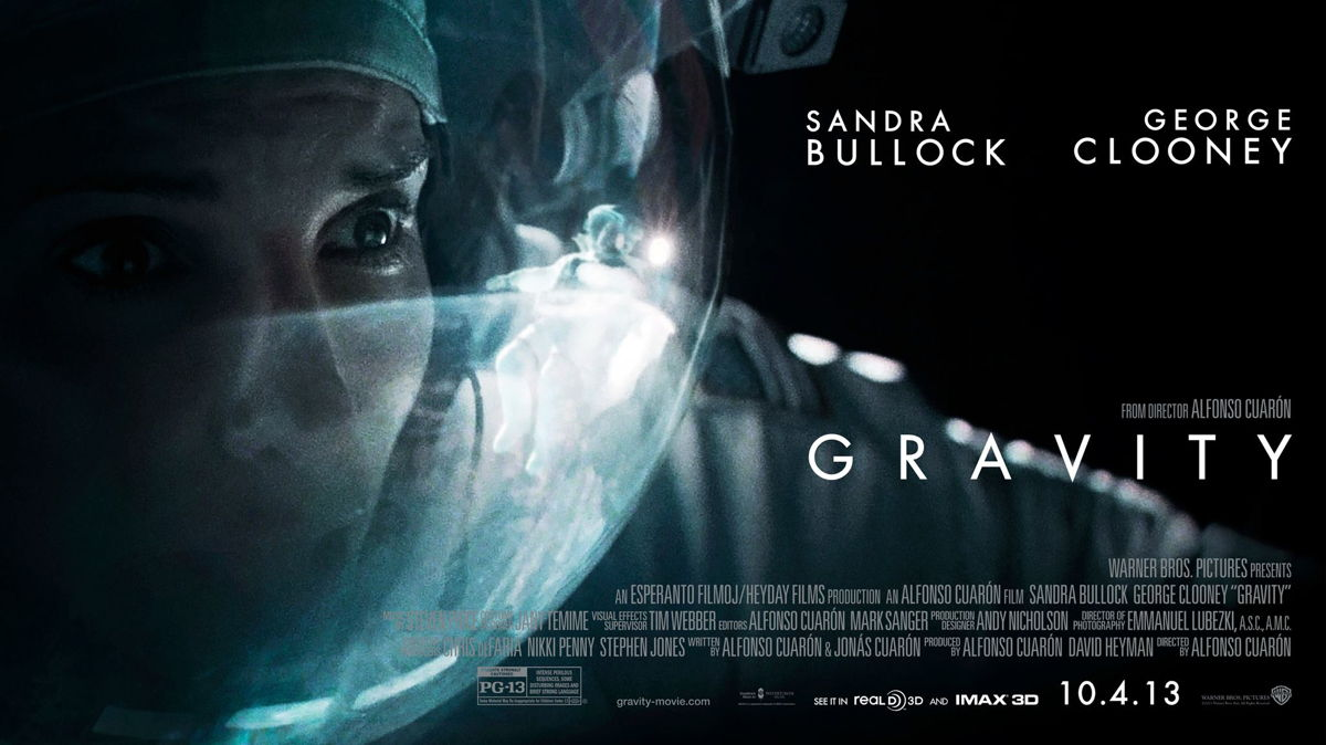 New Movie Gravity Launches Into Venice Film Festival Space