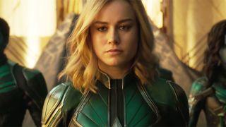 Captain Marvel reaction