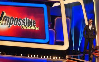 Impossible Celebrities hosted by Rick Edwards
