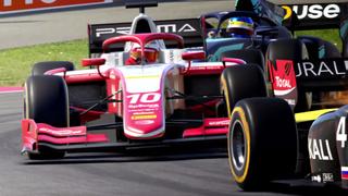 F1 2021 details leaked via Microsoft store