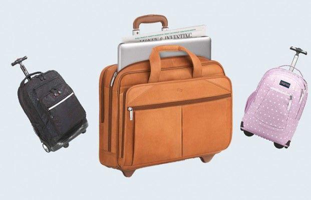 Best Laptop Roller Bags Mag