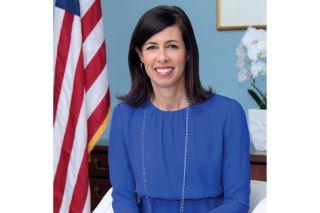 FCC's acting chair Jessica Rosenworcel
