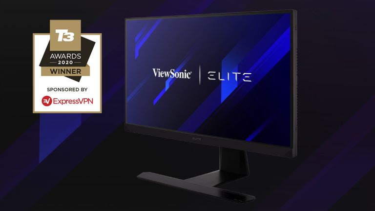 ViewSonic Elite XG270QG T3 Awards 2020 Best gaming monitor