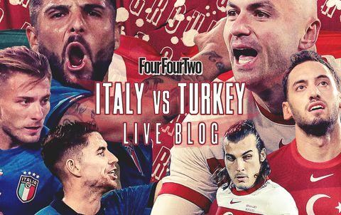 Italy vs Turkey live blog