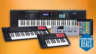 These 5 epic keyboard, synth and MIDI controller Prime Day deals are music to our ears