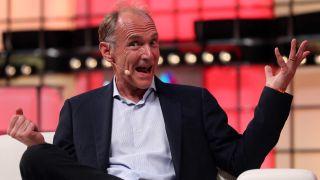 Sir Tim Berners-Lee at Web Summit 2018