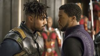 An image from Black Panther - one of the best movies on Netflix