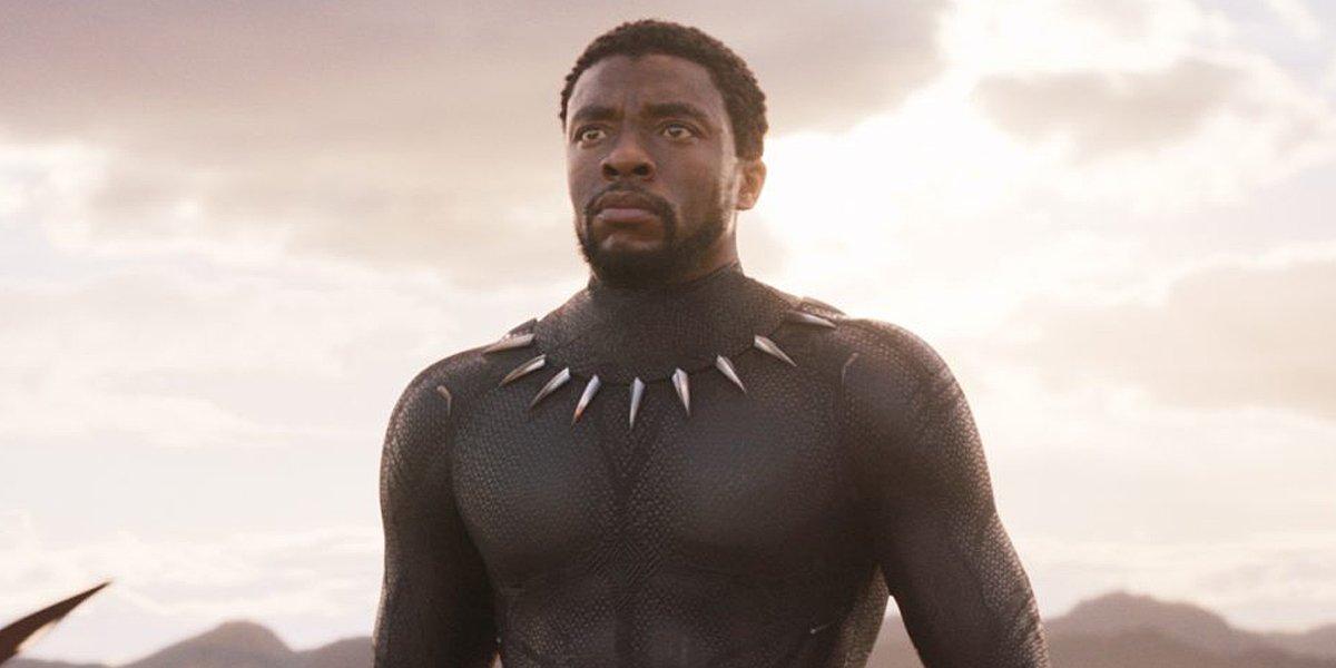 Chadwick Boseman as Black Panther MCU Marvel Studios
