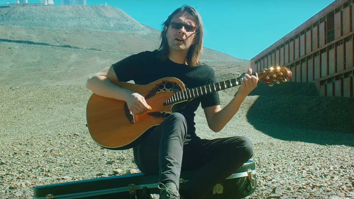 Steven wilson releases nowhere now video and adds london date louder ccuart Gallery