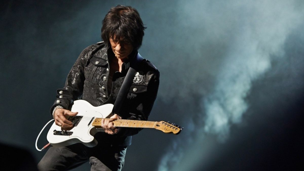 Interview: Jeff Beck on Hendrix, Page, Clapton, Van Halen and more...