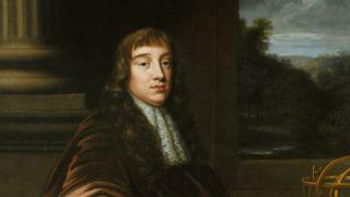 painting believed to be of Robert Hooke