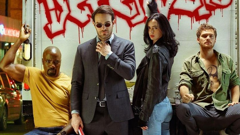 The first Defenders trailer teases a 4-way hallway fight, evil Electra, and the perfect response to 'the immortal Iron Fist'