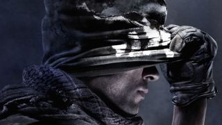 call of duty ghosts cover art