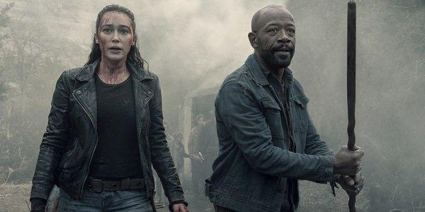 Alicia Morgan Fear The Walking Dead AMC