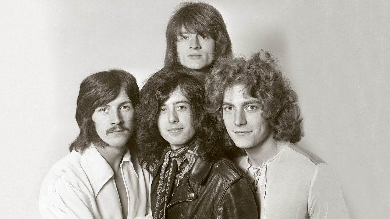 Led Zeppelin documentary in the works to celebrate band's 50th anniversary