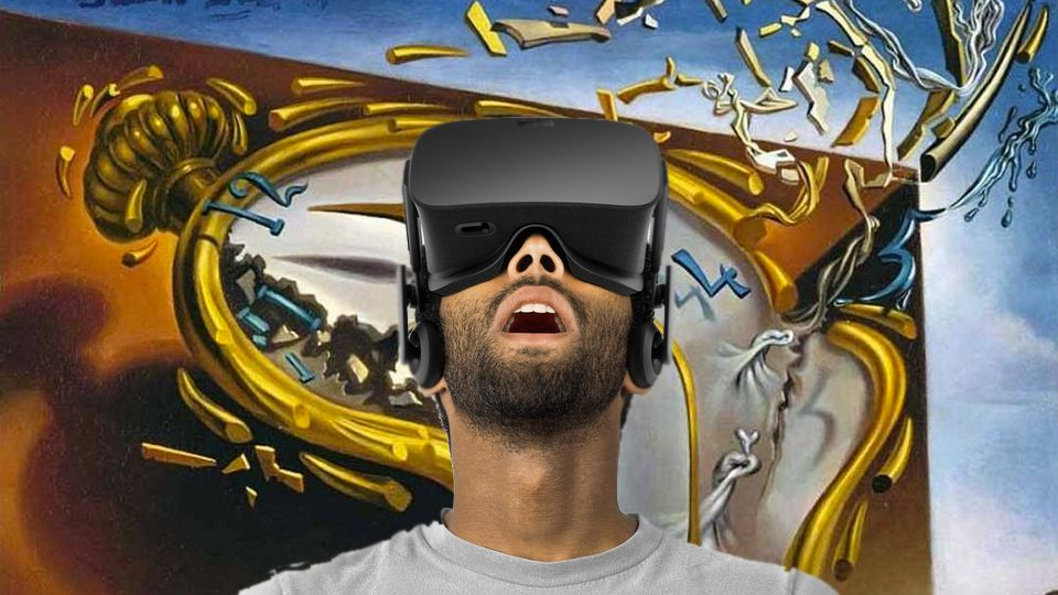 Sitting down? Turns out Oculus Rift owners like to play seated, too