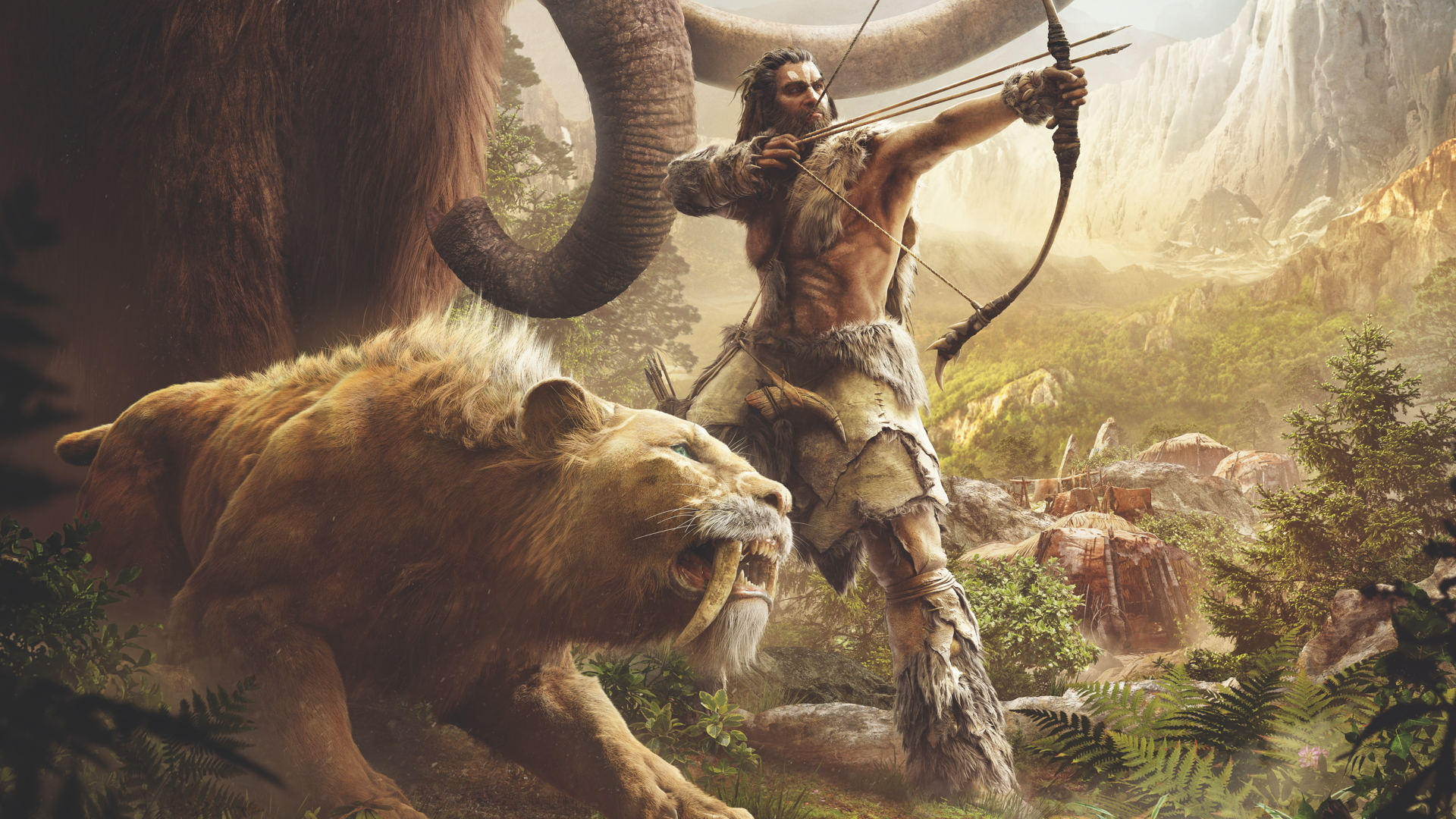 Far Cry Primal Shows How The Smallest Loose Ends Can Unravel The Most Expansive Open Worlds Gamesradar