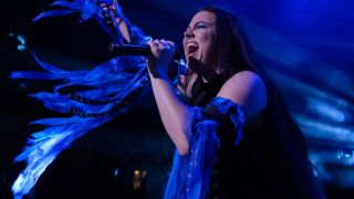 A picture of Amy Lee
