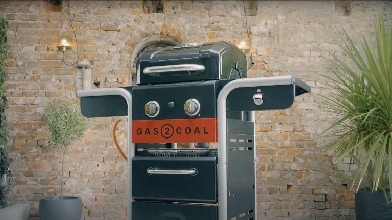 Char-Broil Gas2Coal 210 Hybrid BBQ review