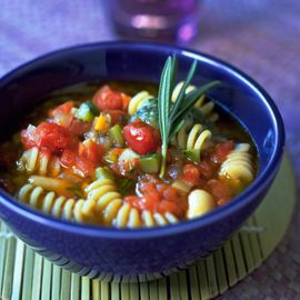 Classic italian minestrone soup-soup recipes-new recipes-recipe ideas-woman and home