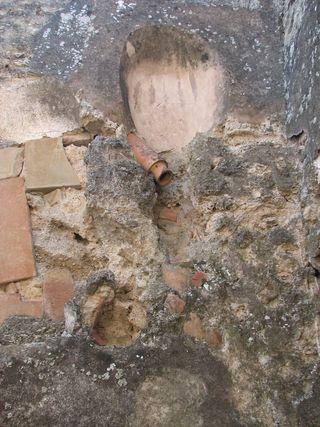 Pompeii toilet
