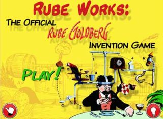 The Official Rube Goldberg Invention Game