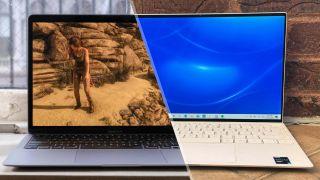 MacBook Air M1 vs. Dell XPS 13