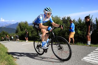 Ben Hermans (Israel Start-Up Nation) races to ninth place at the 2020 edition of Il Lombardia