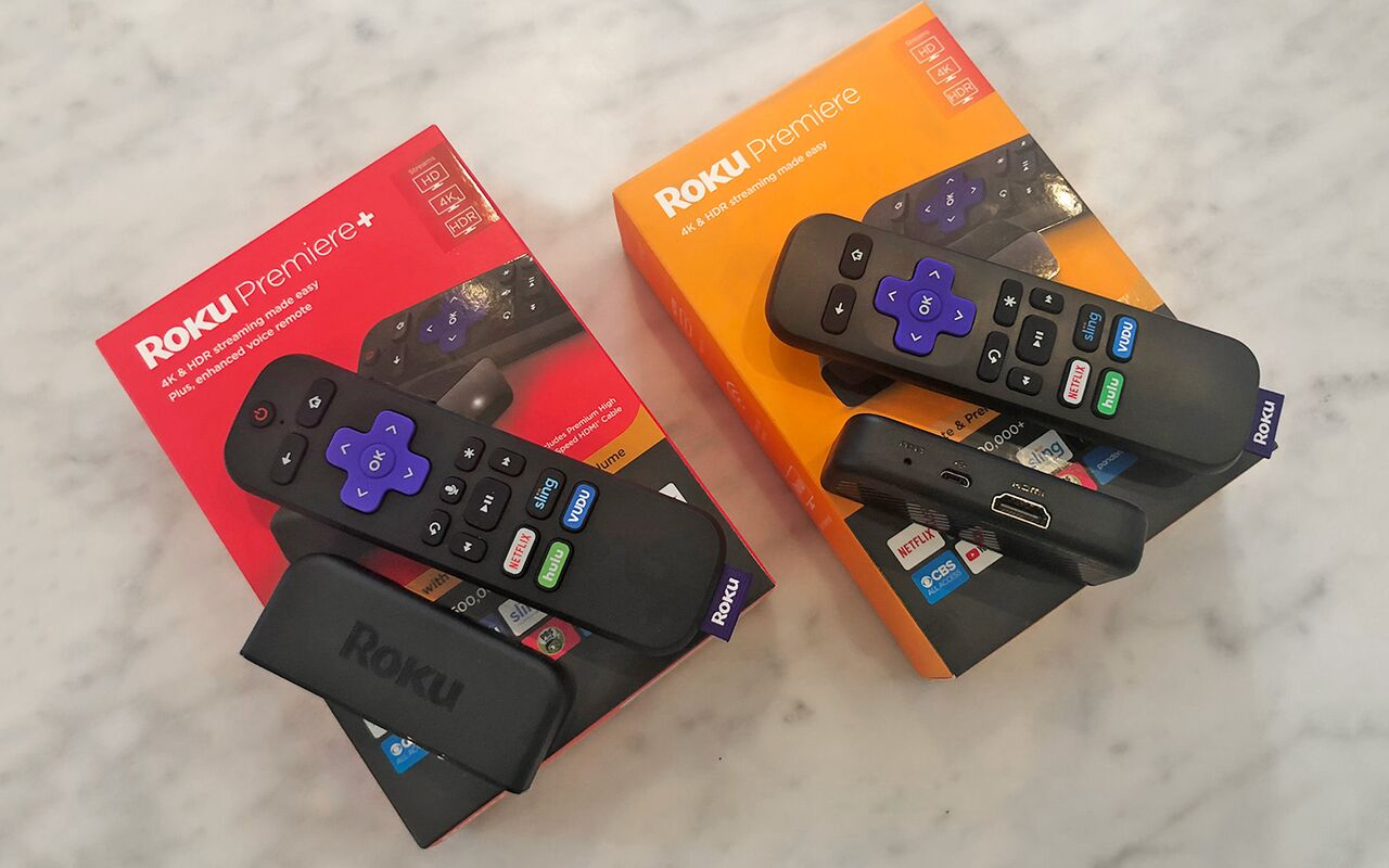 Roku's $40 Premiere Is Cheapest 4K Streaming Player Yet