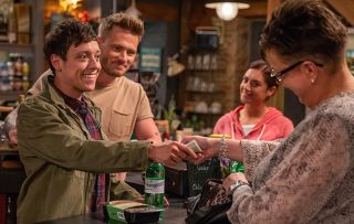 Emmerdale spoilers! You're hired… David Metcalfe gives Matty Barton a job in the shop