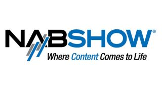 NAB Show logo, color, 16x9
