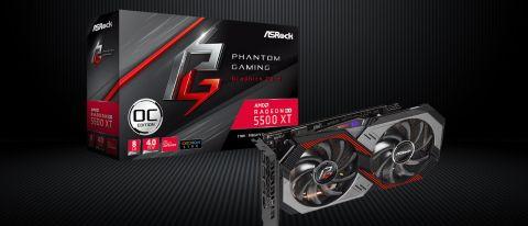 ASRock RX 5500 XT Phantom Gaming D