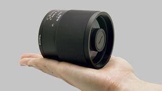 Tokina SZX 400mm f/8 Reflex MF
