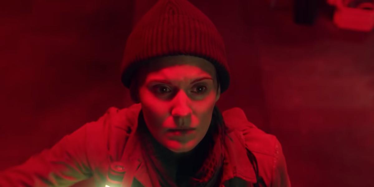 Maggie Grace in Fear The Walking Dead