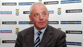 Soccer – Scotland press conference.