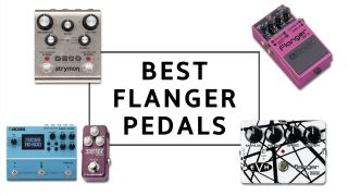 The 7 best flanger pedals 2020: recommended flange pedals from Strymon, Boss, TC Electronic and more