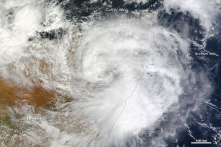 Tropical Cyclone 03A