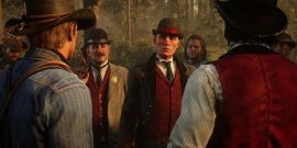 Red Dead Redemption 2 Is Being Sued By The Pinkertons